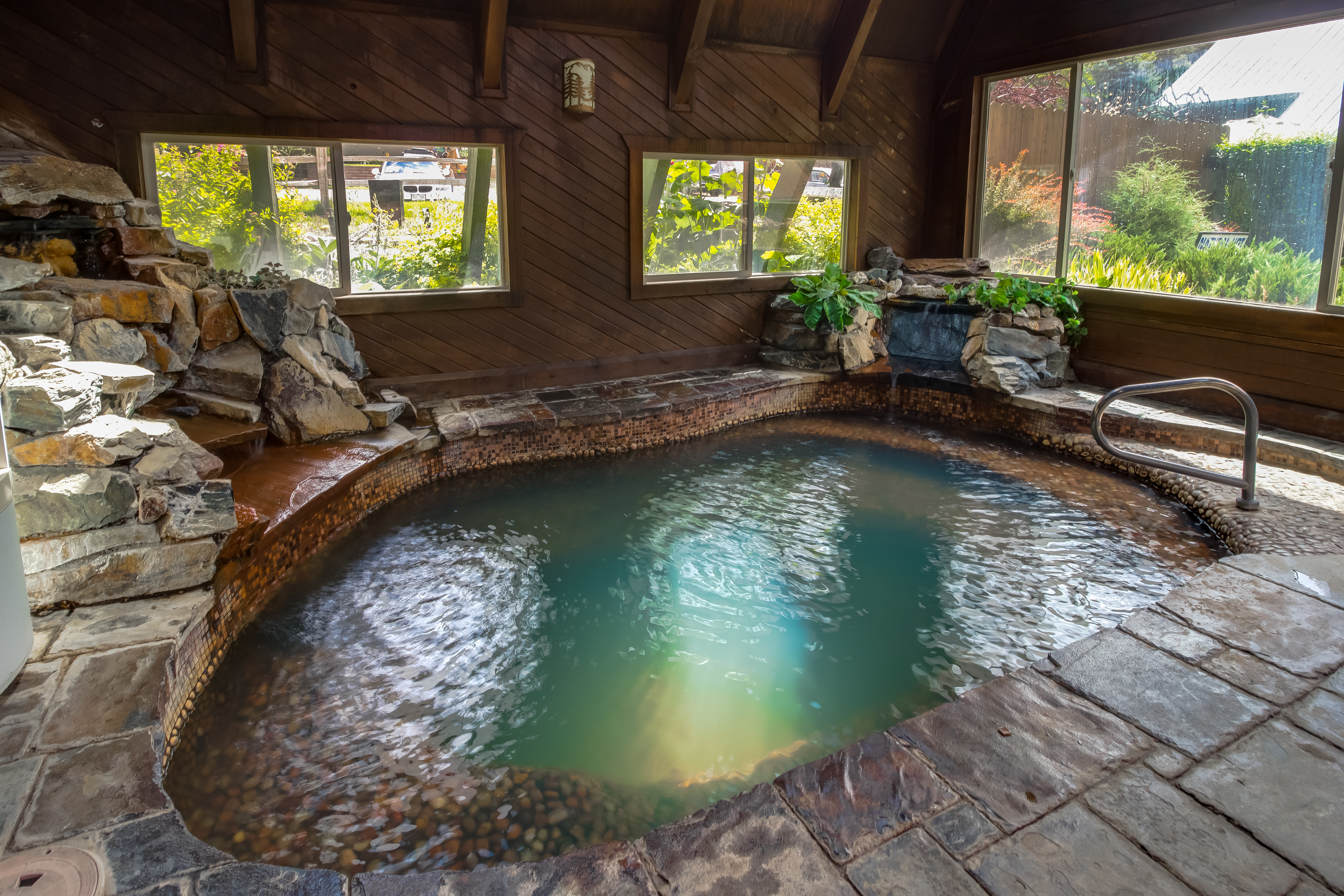 Image of hot springs resort in Ouray